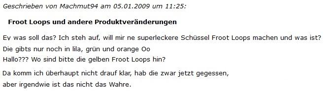 comment1 -2009